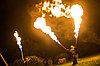 Full Огненное Пиротехническое шоу Kashmir - 6 человек , фото 9