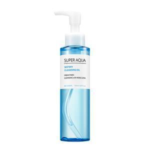 Гидрофильное масло Super Aqua Watery Cleansing Oil