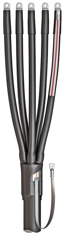 Концевые муфты для кабелей с пластмассовой изоляцией до 1кВ