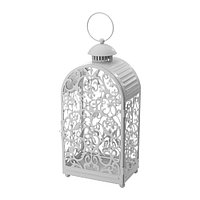 Подсвечник-фонарь Готтгёра для свечи в металлической подставке ИКЕА, IKEA