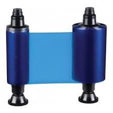 Монохромная синяя лента Evolis Zenius RCT012NAA 1000 отп.