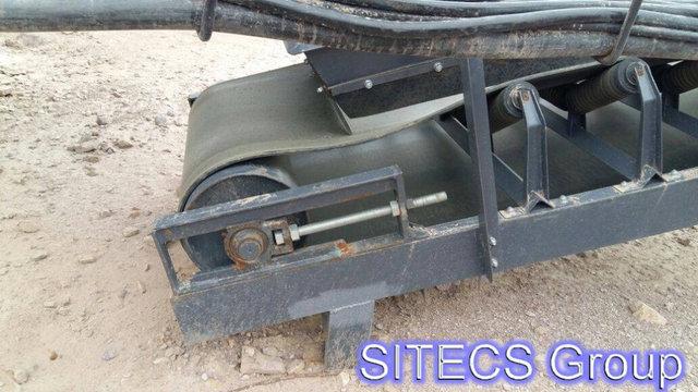 Монтаж и установка конвейеров для компании ТОО «Капчагайхиммонтаж» -1