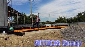 Сборка и установка конвейера для компании ТОО «Сардар LTD» 3