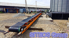 Сборка и установка конвейера для компании ТОО «Сардар LTD» 4