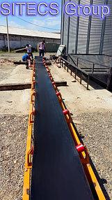 Сборка и установка конвейера для компании ТОО «Сардар LTD» 5