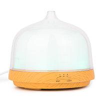 Увлажнитель воздуха арома-лампа для эфирных масел с ультразвуковым распылением с подсветкой Benice
