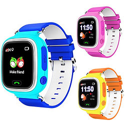 Детские часы с GPS трекером Smart Baby Watch Q90
