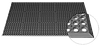 Коврик грязезащитный со сквозными отверстиями