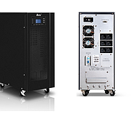 Источник бесперебойного питания 6 кВА / 4,8 кВт (ИБП) UPS SVC PT-6K, фото 1