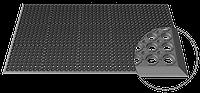Коврик резиновый напольный со сквозными отверстиями