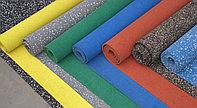 Каучуковое покрытие MiX-цветная крошка, фото 1