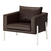 Кресло КОАРП ИКЕА, IKEAтемно-коричневый