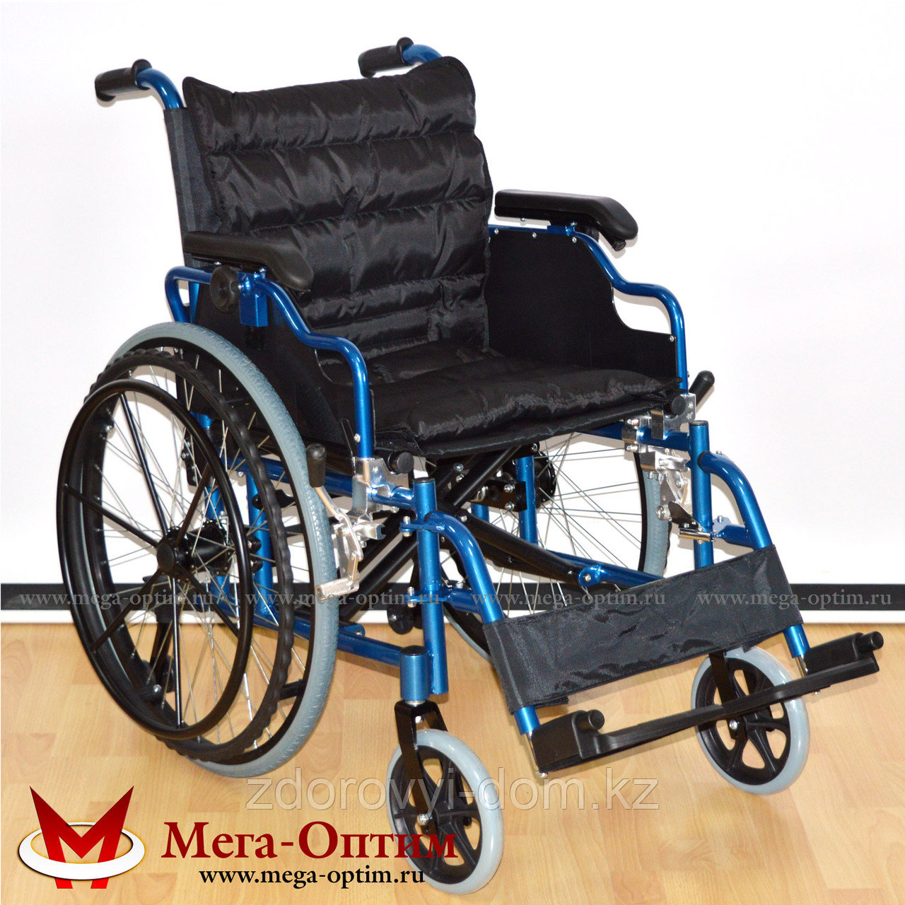 Кресло-коляска инвалидная с системой управления одной рукой