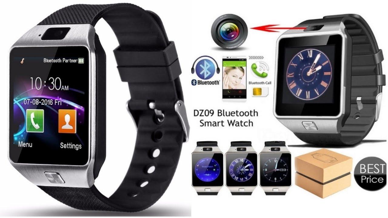 Умные часы Smart Watch DZ 09 с гарантией - фото 4