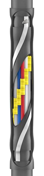 Соединительные муфты для контрольных кабелей с пластмассовой изоляцией до 1кВ