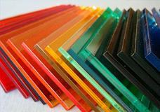 Цветной акрил 2мм (1,25м х 2,45м)