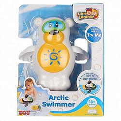 Игрушка для купания - Северный медведь