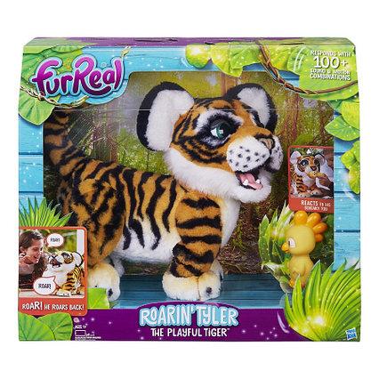 Hasbro Furreal Friends B9071Рычащий Амурчик, Мой игривый тигрёнок