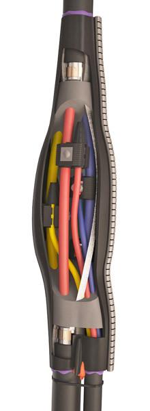 Ответвительные термоусаживаемые муфты для кабелей с пластмассовой изоляцией до 1кВ