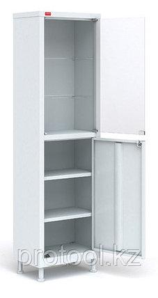 Шкаф медицинский М1 165.50.32 С, фото 2