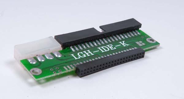 """Переходник адаптер 2.5"""" IDE - 3.5"""" IDE LGH-IDE-K"""