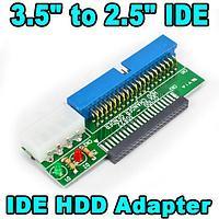 """Адаптер IDE 2.5"""" в 3.5"""" HX-IDE-K (GC100-30822)"""