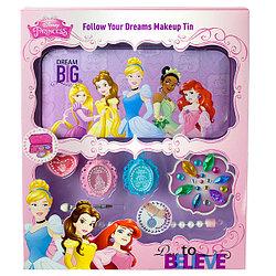 Markwins 9603951 Princess Набор детской декоративной косметики с пеналом