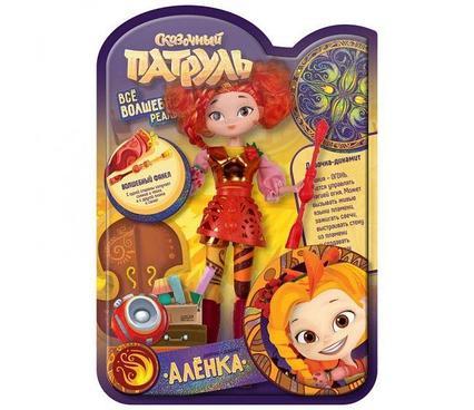 Кукла сказочный Патруль Алёнка
