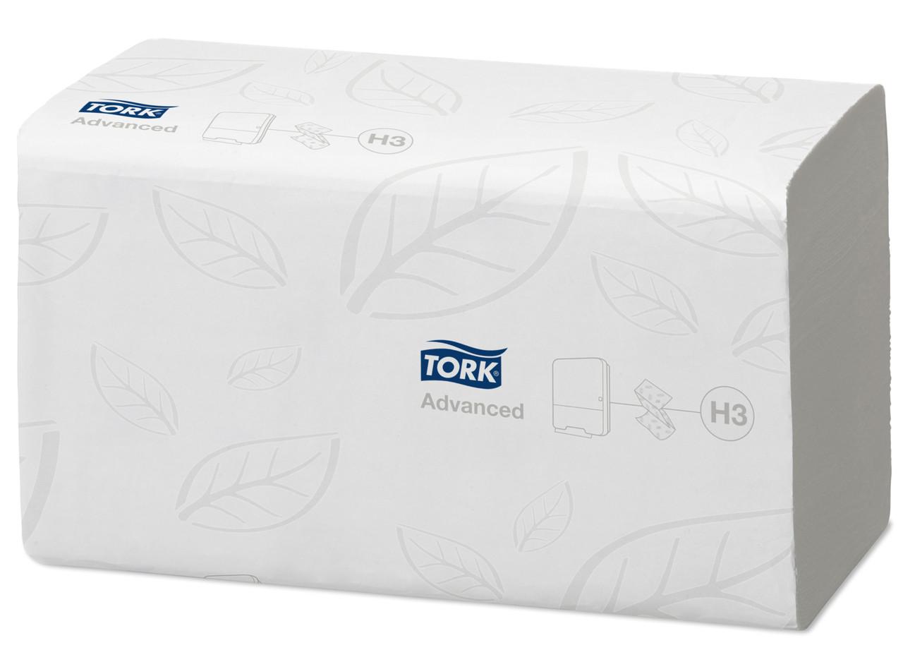 Tork листовые полотенца Singlefold сложение ZZ 290163