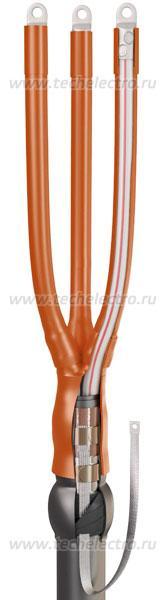 Концевые муфты для кабелей с пластмассовой изоляцией до 6 кВ