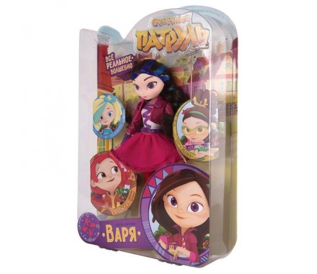 Кукла сказочный патруль Варя