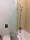 Шторка стеклянная на ванную, фото 2