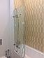 Шторка стеклянная на ванную, фото 3