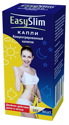 EasySlim (ИзиСлим) - капли для похудения