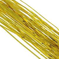 Новогодний дождик 150 см золотой