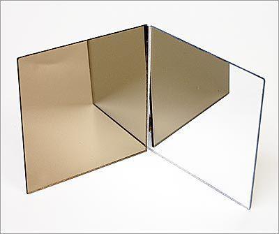 Акрил зеркальный золото/серебро 5мм (1,25м х 2,48м)