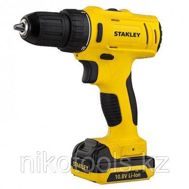 Дрель Stanley SCD12S2-RU