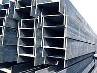 Балка строительная от 8 до 120 сталь 3СП5, С255, 09г2с-14, С345