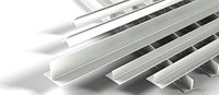 Тавр тепличный стальной 40х25мм сталь 3сп 09г2с 08Х18Н10 AISI439 АД31АМГ