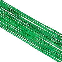 Новогодний дождик 100 см зеленый