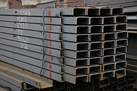Швеллер гнутый 100мм 100х60 мм ГОСТы 8278-83 сталь 3сп 09г2 09Г2С