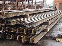 Рельс железнодорожный Р33 ГОСТы 6368-82, ГОСТы 5876-82