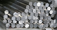 Шестигранник стальной 55 мм сталь 20 35 45 40Х 09г2с 30хгса 10Г2