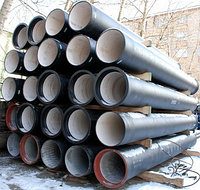 Трубы чугунные 250 ВЧШГ ЧК серый чугун