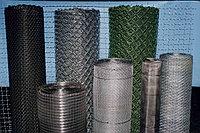 Сетка нержавеющая от 0.04х0.04 мм до 150х150 мм тканая и электросварная