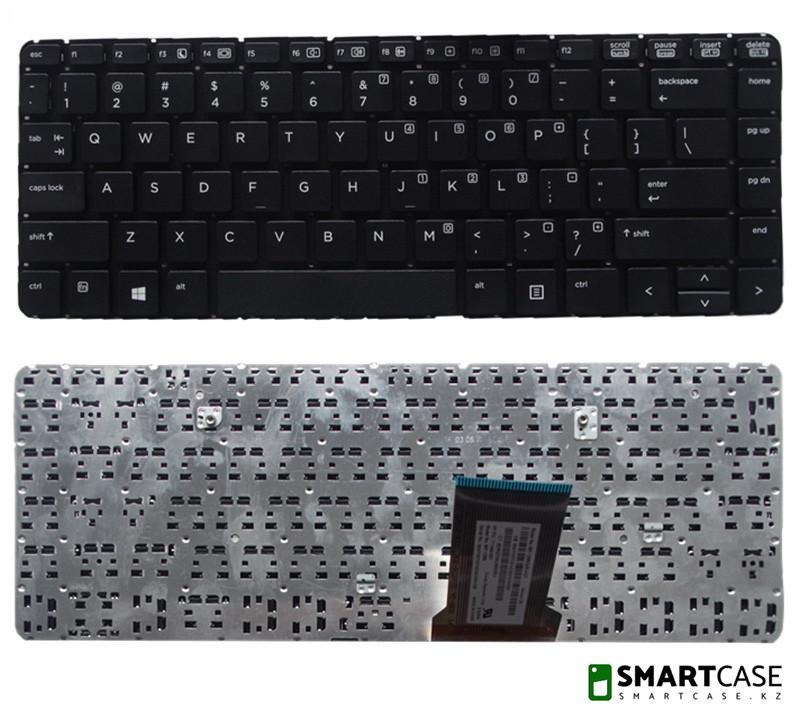 Клавиатура для ноутбука HP Pavilion 430 G1 (черная, ENG)