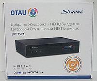 Спутниковый ресивер Strong SRT 7521  OTAU-TV, фото 1