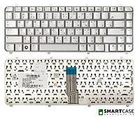 Клавиатура для ноутбука HP Pavilion DV5-1000 (серебристая, RU)