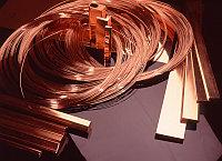 Труба медная 41.27 мм 1 и 5/8 дюйма марка М1 М2 М3 М2Т МОБ ГОСТ Р 52318