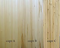 Вагонка липа, сорт С, фото 1